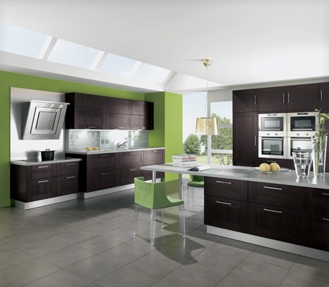 Photos Remodeled Kitchens on Kitchen Flooring  Hardwood Floors Are Still All The Rage Because They