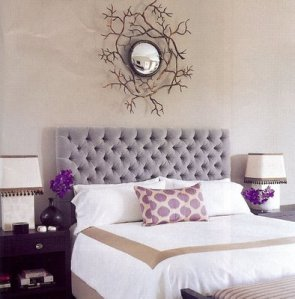 Tuffed Headboard